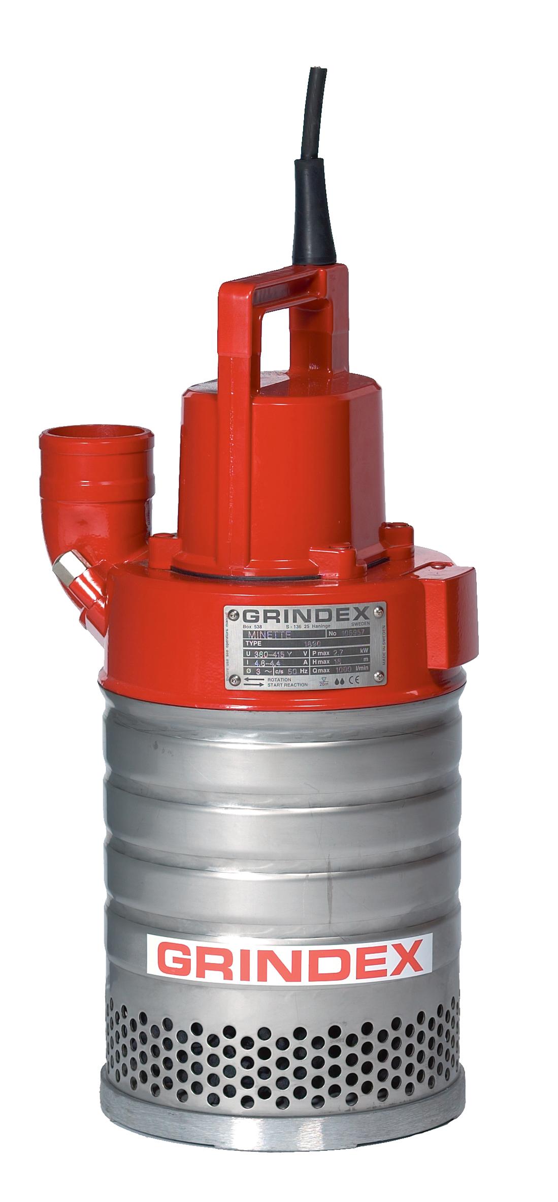 Pumpar dränkbara