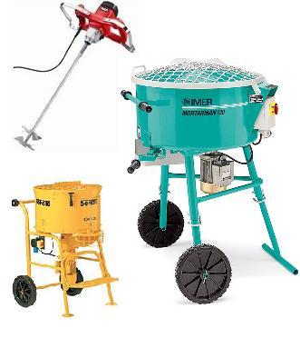 Murbruksmaskiner