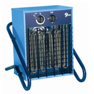 Kraft-, värme-, ventilationsanläggning