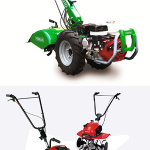 Park och trädgårdsmaskiner